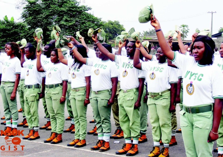 NYSC Members ready to make money