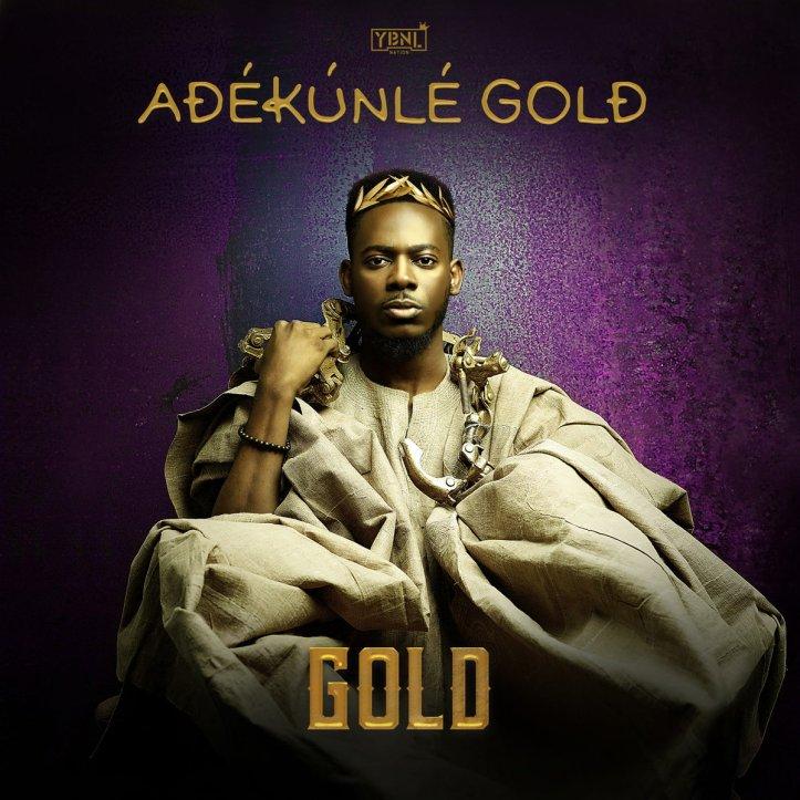 what is Adekunle Gold's first song.jpg