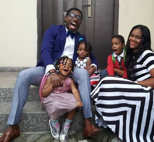 Timi Dakolo attracts millions of Nigerians to his page on Instagram