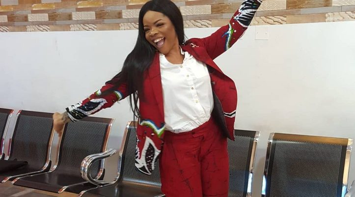 Image of Laura Ikeji, one of the most Infuencial Nigerians on Instagram