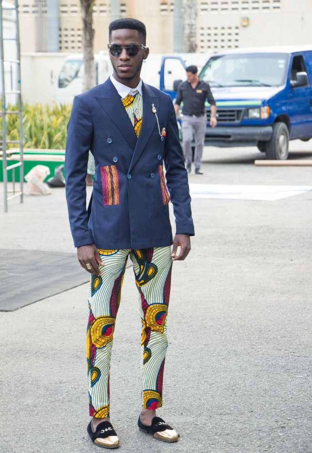 About Akin Faminu fashion icon in Nigeria