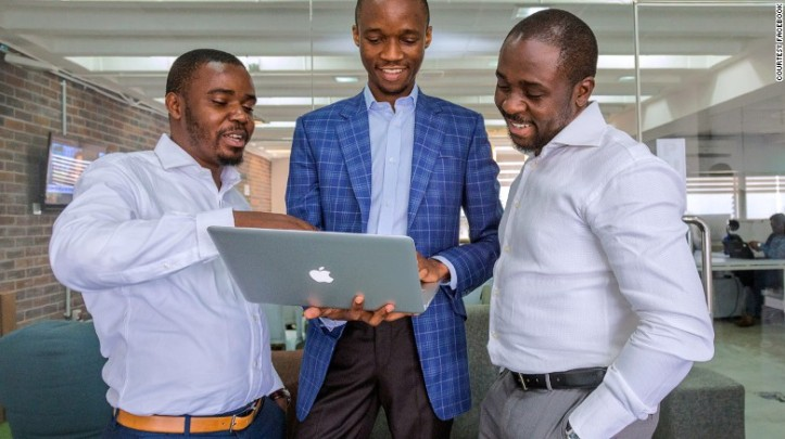 students who started sucesful busisnesses in Nigeria