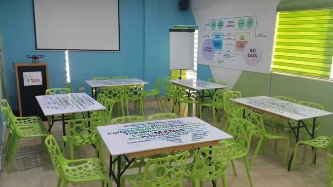 Hubs in Nigerian universities