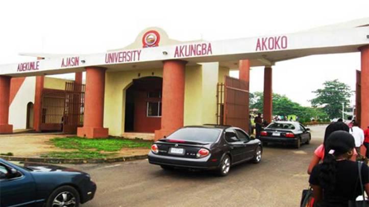 Adekunle Ajasin University Matriculation 2018