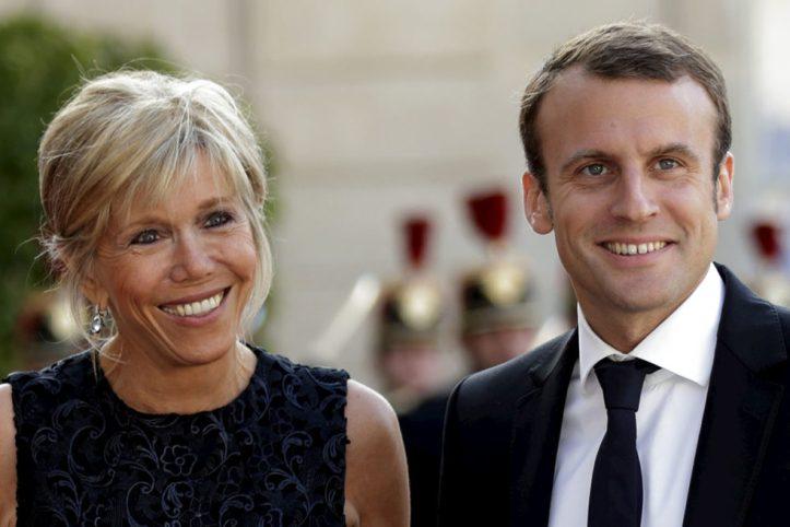 Emmanuel and Macron inspires Nigerians.jpg