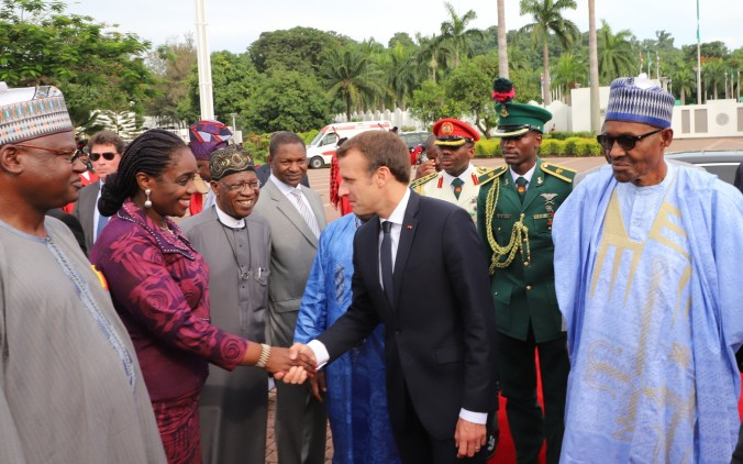 Emmanuel Macron's visit to Nigeria is big deal.jpg