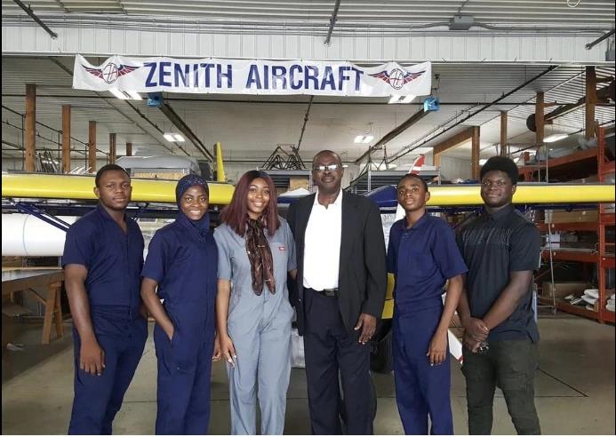 Naija-students-building-airplane