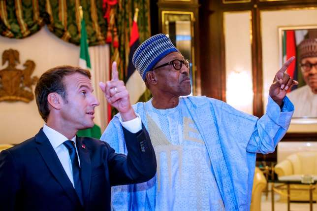 What you should know about French President Macron's visit to Nigeria