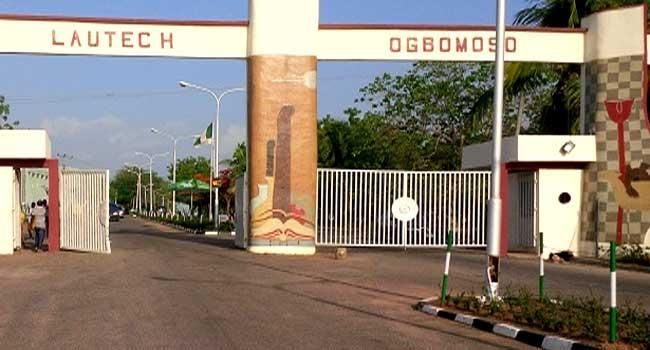 LAUTECH Ogbomosho School Gate