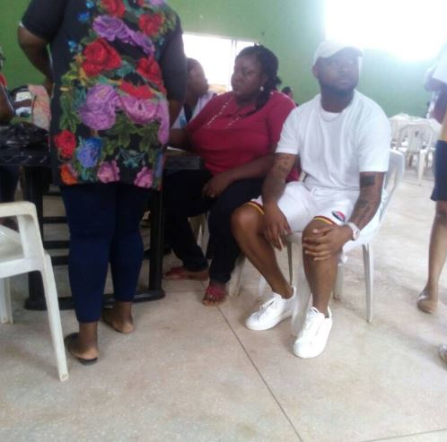 Where is Davido Serving in Nigeria?