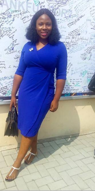 Ugokwe Esther cake baker student