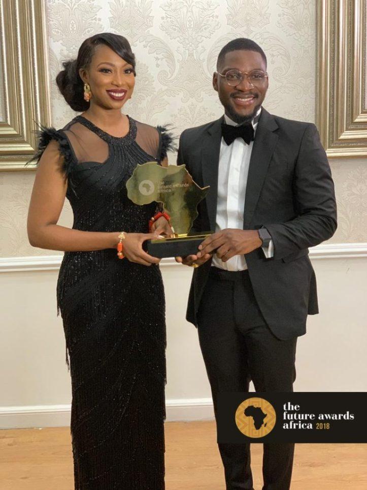 Winners of the 2018 The Future Award